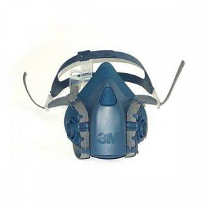 ماسک شیمیایی نیم صورت سیلیکونی ۳M سری ۷۵۰۰
