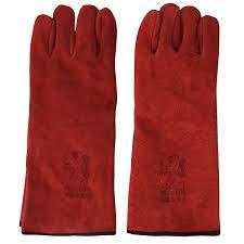 دستکش جوشکاری تمام چرم هوبارت